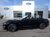 2019 Shadow Black Ford Mustang GT Premium Convertible #133809203