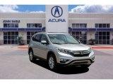 2016 Alabaster Silver Metallic Honda CR-V EX-L #133809016