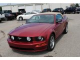 2006 Redfire Metallic Ford Mustang GT Premium Convertible #133843613