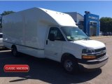 2019 Chevrolet Express Cutaway 4500 Moving Van Data, Info and Specs