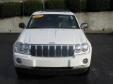 2006 Stone White Jeep Grand Cherokee Limited 4x4 #1333988