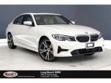 2019 Alpine White BMW 3 Series 330i Sedan #133843447
