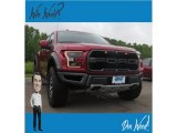 2018 Ruby Red Ford F150 SVT Raptor SuperCrew 4x4 #133843488