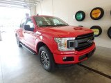 2019 Race Red Ford F150 XLT SuperCrew 4x4 #133828209