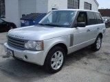 2006 Zambezi Silver Metallic Land Rover Range Rover HSE #13353299