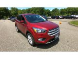 2019 Ruby Red Ford Escape SE 4WD #133868395