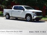 2019 Summit White Chevrolet Silverado 1500 WT Crew Cab #133874299