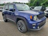 2019 Jeep Renegade Jetset Blue