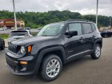 2019 Black Jeep Renegade Sport 4x4 #133877818