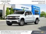 2019 Summit White Chevrolet Silverado 1500 LT Crew Cab 4WD #133896424