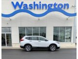 2019 Platinum White Pearl Honda CR-V LX AWD #133896541
