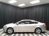 2018 Ingot Silver Ford Fusion Hybrid SE #133918224