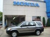 2006 Silver Moss Metallic Honda CR-V LX 4WD #13360389