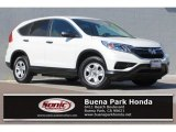 2016 White Diamond Pearl Honda CR-V LX #133918389