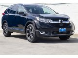2019 Crystal Black Pearl Honda CR-V Touring AWD #133918388
