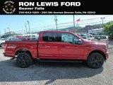 2019 Ruby Red Ford F150 XLT SuperCrew 4x4 #133918313