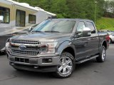 2019 Magnetic Ford F150 Lariat SuperCrew 4x4 #133918209