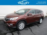 2016 Copper Sunset Pearl Honda CR-V EX AWD #133937728