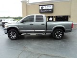 2008 Mineral Gray Metallic Dodge Ram 1500 ST Quad Cab 4x4 #133937972