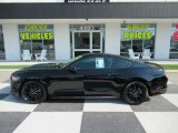 2017 Shadow Black Ford Mustang GT Coupe #133937920
