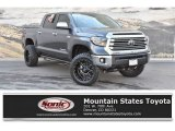 2019 Magnetic Gray Metallic Toyota Tundra Limited CrewMax 4x4 #133957217
