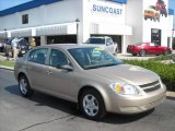 2007 Sandstone Metallic Chevrolet Cobalt LS Sedan #13368378