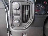 2019 Chevrolet Silverado 1500 WT Crew Cab 4WD Controls
