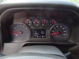 2019 Chevrolet Silverado 1500 WT Crew Cab 4WD Gauges