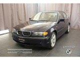 2004 Orient Blue Metallic BMW 3 Series 330xi Sedan #13355033