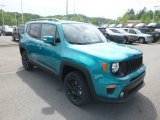 2019 Jeep Renegade Latitude 4x4 Data, Info and Specs