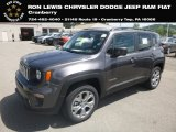 2019 Granite Crystal Metallic Jeep Renegade Latitude 4x4 #133995454