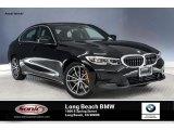 2019 Jet Black BMW 3 Series 330i Sedan #134011180