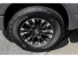 Nissan Titan Wheels and Tires