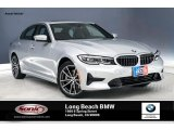 2019 Glacier Silver Metallic BMW 3 Series 330i Sedan #134011179