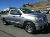 2012 Silver Sky Metallic Toyota Tundra Limited Double Cab 4x4 #134033009