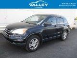 2011 Crystal Black Pearl Honda CR-V EX 4WD #134032830