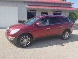 2010 Red Jewel Tintcoat Buick Enclave CXL #134033082