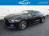 2017 Shadow Black Ford Mustang Ecoboost Coupe #134032826
