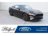 2019 Shadow Black Ford Mustang EcoBoost Fastback #134032968
