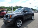2019 Granite Crystal Metallic Jeep Renegade Sport 4x4 #134032999