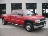2001 Chevrolet Silverado 3500 LS Extended Cab Dually Data, Info and Specs