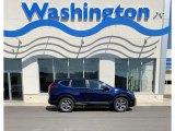 2019 Obsidian Blue Pearl Honda CR-V EX-L AWD #134052703