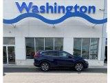 2019 Obsidian Blue Pearl Honda CR-V EX-L AWD #134052699