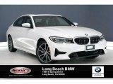 2019 Alpine White BMW 3 Series 330i Sedan #134052795