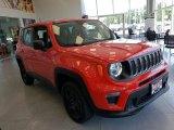 2019 Colorado Red Jeep Renegade Sport 4x4 #134072256