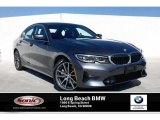 2019 Mineral Gray Metallic BMW 3 Series 330i Sedan #134072403