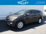 2016 Kona Coffee Metallic Honda CR-V EX AWD #134099238