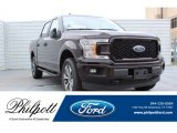 2019 Magma Red Ford F150 STX SuperCrew 4x4 #134121389