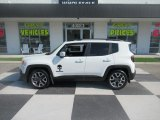 2018 Alpine White Jeep Renegade Latitude #134121427