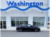 2019 Crystal Black Pearl Honda Civic Sport Hatchback #134121342